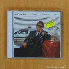 CDs de Música: ELTON JOHN - SONGS FROM THE WEST COAST - CD. Lote 60578227