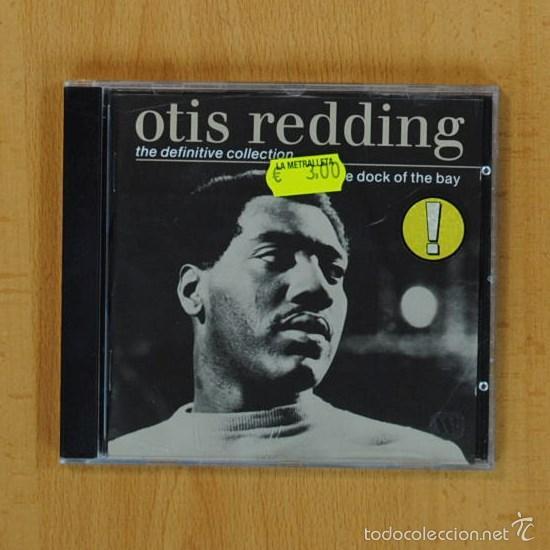 OTIS REDDING - THE DEFINITIVE COLLECTION - CD (Música - CD's Jazz, Blues, Soul y Gospel)