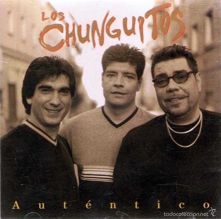 CD LOS CHUNGUITOS ¨AUTÉNTICO¨ (Música - CD's Flamenco, Canción española y Cuplé)