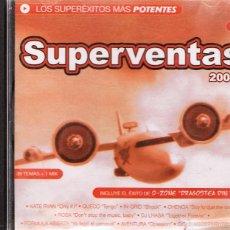 CDs de Música: CD SUPERVENTAS 2004 ( 2 CD). Lote 60593211