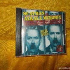 CDs de Música: SCATMAN EN ALKALA MEKOMIX. CD. IMPECABLE. Lote 60604023