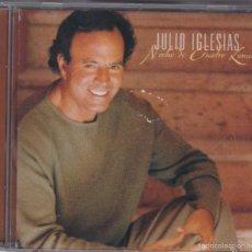 CDs de Música: JULIO IGLESIAS,NOCHE DE CUATRO LUNAS DEL 2000. Lote 60610043