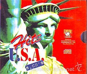 HITS U.S.A. -- SEIS CDS (Música - CD's Otros Estilos)