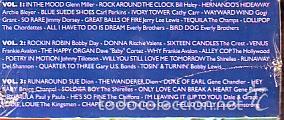 CDs de Música: HITS U.S.A. -- SEIS CDs - Foto 3 - 60626771