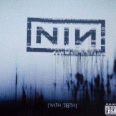 CDs de Música: NINE INCH NAILS WITH TEETH HALO 19. Lote 60648971