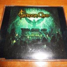 CDs de Música: FREEDOM CALL ETERNITY CD ALBUM PROMO ALEMANIA DEL AÑO 2002 CONTIENE 11 TEMAS HEAVY METAL. Lote 60671487