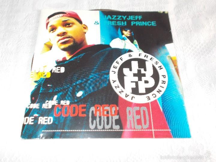 JAZZY JEFF & FRESH PRINCE CODE RED (Música - CD's Hip hop)