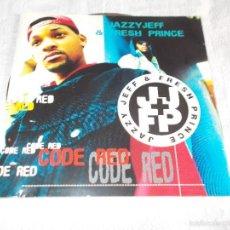 CDs de Música: JAZZY JEFF & FRESH PRINCE CODE RED . Lote 60687455