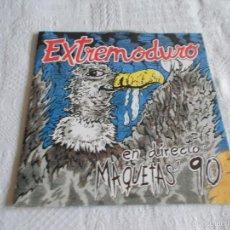 CDs de Música: EXTREMODURO EN DIRECTO MAQUETAS '90. Lote 60691603