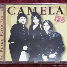 CDs de Música: CAMELA (NO PUEDO ESTAR SIN TI) CD 1999. Lote 60807375