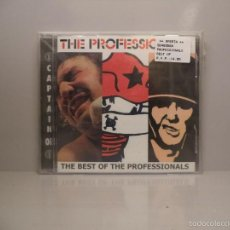 CDs de Música: THE PROFESSIONALS - THE BEST OF THE PROFESSIONALS . Lote 60828103