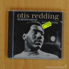 CDs de Música: OTIS REDDING - THE DEFINITIVE COLLECTION THE DOCK OF THE BAY - CD. Lote 60830066