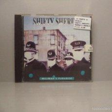 CDs de Música: SHIFTY SHERIFFS - MADMAN'S PARADISE . Lote 60833507