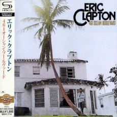 CDs de Música: ERIC CLAPTON CD 461 OCEAN BOULEVARD EDICION JAPON CON OBI COLECCIONISTA. Lote 60835051