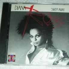 CDs de Música: DIANA ROSS – SWEPT AWAY - CD. Lote 60892375