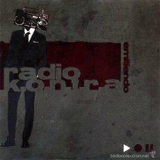 CDs de Música: RADIO K.O.N.T.R.A – EMITIENDO / CD EP. Lote 60946911