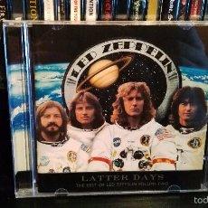 CD di Musica: LED ZEPPELIN - LATTER DAYS. Lote 60949411
