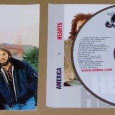 CDs de Música - AMERICA: HEARTS (COLLECTABLES RECORDS) - 60992159