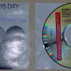 CDs de Música: DORIS DAY: CALAMITY JANE - THE PAJAMA GAME. Lote 61008915