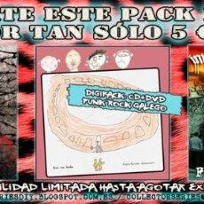 CDs de Música: VVAA: TIRO NA TESTA DESPOJO XXI GERK. Lote 61016451
