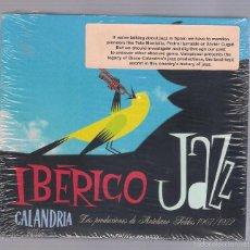 CDs de Música: VARIOS - IBÉRICO JAZZ. LAS PRODUCCIONES DE ANTOLIANO TOLDOS 1967-72 (CD DIGIPAK VAMPI CD 105). Lote 61027079