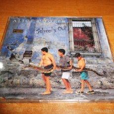CDs de Música - ALICE COOPER School´s out / Elected CD SINGLE 1997 HOLANDA PORTADA DE PLASTICO 2 TEMAS - 61083875