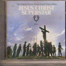 CDs de Música: B.S.O. JESÚS CHRIST SUPERSTAR (DOBLE CD). Lote 61416495