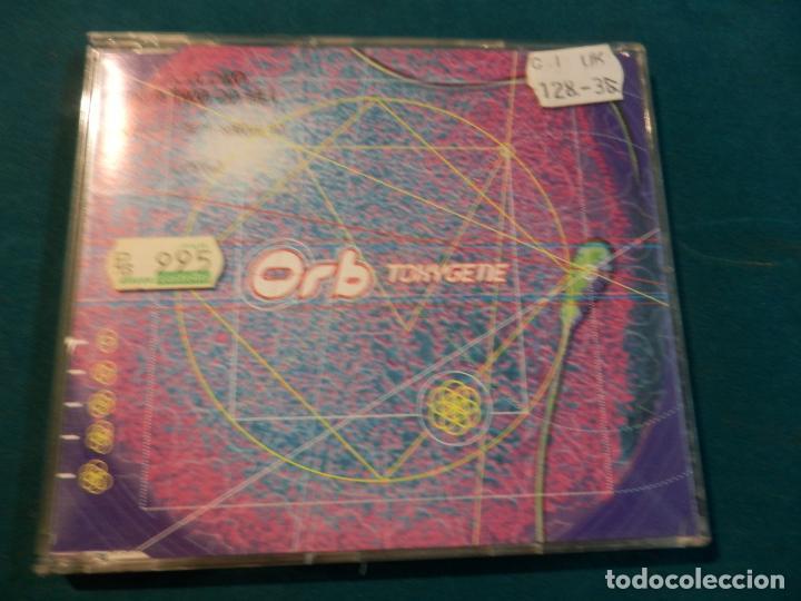 ORB - TOXYGENE - CD SINGLE 4 TEMAS - ISLAND 1997 (Música - CD's Techno)