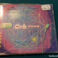 CDs de Música: ORB - TOXYGENE - CD SINGLE 4 TEMAS - ISLAND 1997. Lote 61475811