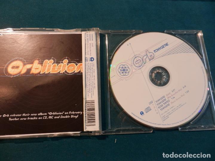 CDs de Música: ORB - TOXYGENE - CD SINGLE 4 TEMAS - ISLAND 1997 - Foto 2 - 61475811