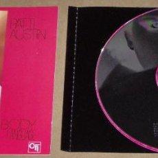 CDs de Música: PATTI AUSTIN - BODY LANGUAGE (REMASTERED). Lote 61487431