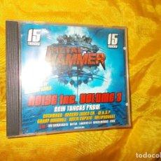 CDs de Música: METAL HAMMER. NOISE INC. VOLUME 3. APRIL 2000. CD. Lote 61500471