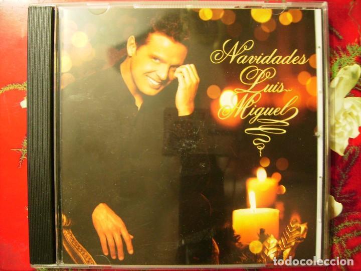 NAVIDADES LUIS MIGUEL (Música - CD's Latina)