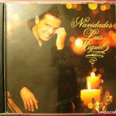CDs de Música: NAVIDADES LUIS MIGUEL. Lote 61501091