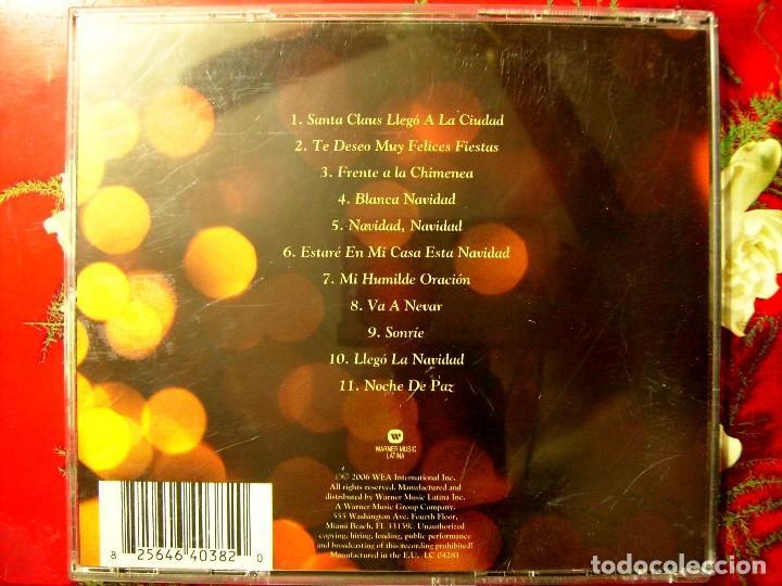CDs de Música: NAVIDADES LUIS MIGUEL........PEDIDO MINIMO 5€ - Foto 2 - 61501091