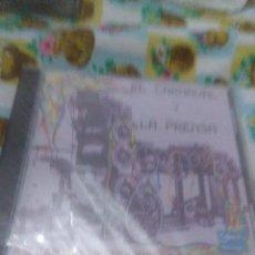 CDs de Música: EL CARNAVAL Y LA PRENSA. ASI CANTA NUESTRA TIERRA EN CARNAVAL NUEVO PRECINTADO. C4CD. Lote 61530516