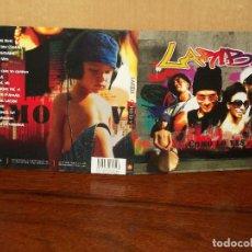CDs de Música: LARIBA -COMO LO VES - CD DIGIPACK + LIBRETO . Lote 61541420