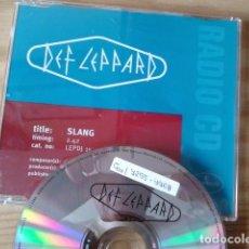 CDs de Música: CD-SINGLE PROMOCION DE DEF LEPPARD. Lote 61554484