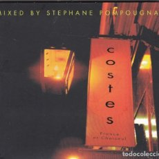 CDs de Música: COSTES - MIXED BY STEPHANE POMPOUGNAC - CD DIGIPACK . Lote 61620812