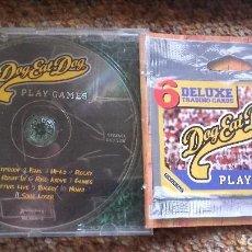 CDs de Música: DOG EAT DOG , PLAY GAMES , CD. Lote 61624704