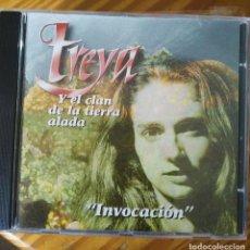 CDs de Música: CD TREYA Y EL CLAN DE LA TIERRA ALADA INVOCACION ROSINA HERRERA LOREENA MCKENNITT ENYA LP CLANNAD. Lote 61639436