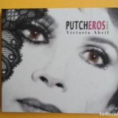 CDs de Música: VICTORIA ABRIL - PUCHEROS DO BRASIL CD. Lote 61645500