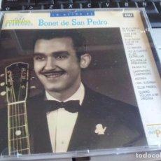 CDs de Música: LO MEJOR DE BONET SAN PEDRO. Lote 61672072