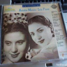 CDs de Música: LO MEJOR DE ANTOÑITA MORENO / LOLA FLORES - 12 TEMAS. Lote 61672340