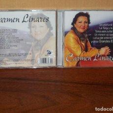 CDs de Música: CARMEN LINARES -GRANDES EXITOS - CD NUEVO PRECINTADO. Lote 198594811