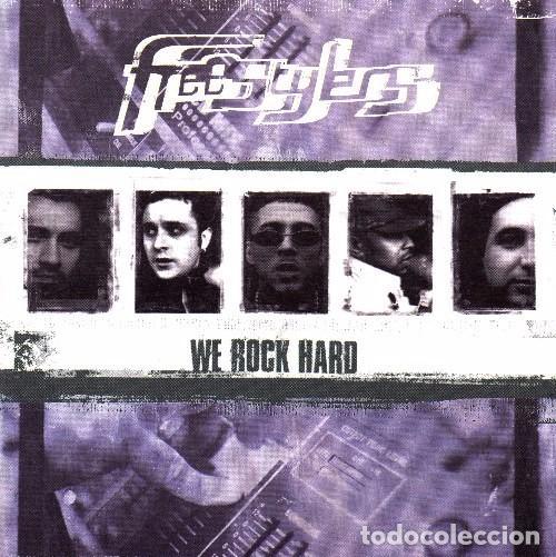 R1 - FREESTYLERS. ROCK HARD. GRUPO INGLES HIP HOP. BIG BEAT. ELECTRO. CD. (Música - CD's Hip hop)