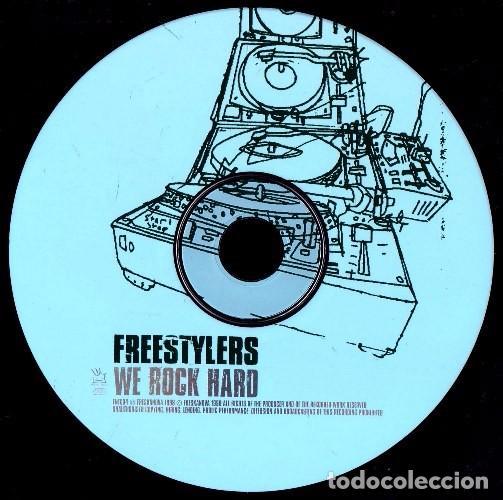 CDs de Música: R1 - FREESTYLERS. Rock Hard. Grupo Ingles Hip Hop. Big Beat. Electro. Cd. - Foto 4 - 61737908