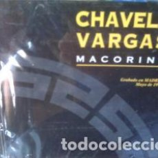 CDs de Música: CHAVELA VARGAS MACORINA CD. Lote 61881124