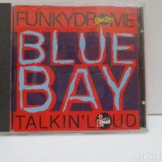 CDs de Música: BLUE BAY - FUNKYDROME - TALKIN`OUD.. Lote 61927264