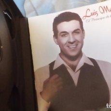 CDs de Música: LUIS MARIANO (EL PRINCIPE DE LA OPERETA - 36 GRANDES CANCIONES) 2 CD'S 1995. Lote 61953848